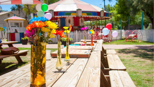 Parties & Picnics at Polly Anna Park | TucsonTopia