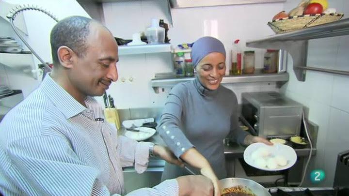 Babel en TVE - Sabores del mundo: Etiopía, el placer de comer con las manos