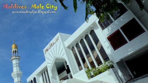 Male City Maldives 16