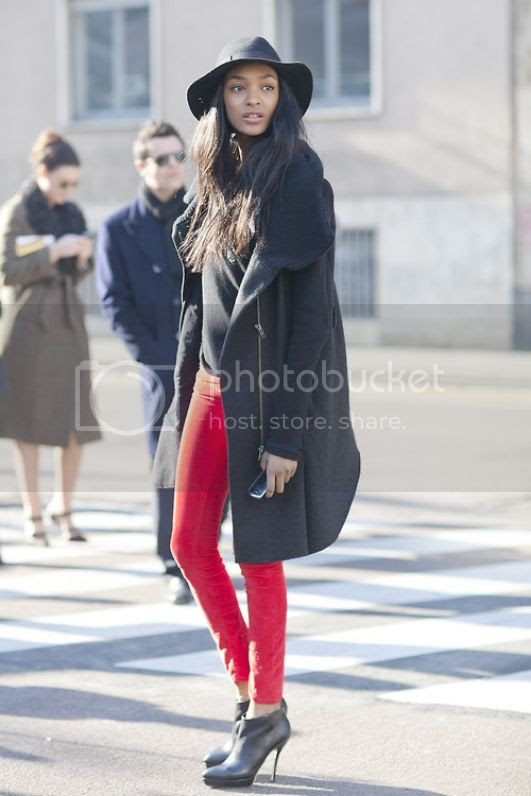 The VandalList Style Icon: Jourdan Dunn