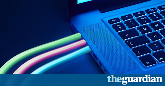 High-speed broadband to be legal right for UK homes and businesses | Technology | The Guardian