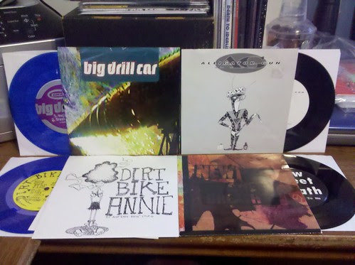 Used Bin Finds - Big Drill Car, Alligator Gun, Dirt Bike Annie & New Sweet Breath
