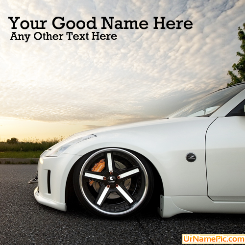 Ultimate Car Name Picture - Cool Name Generator