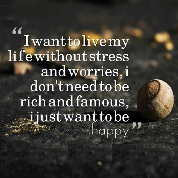 Quotes About Just Want To Be Happy 75 Quotes