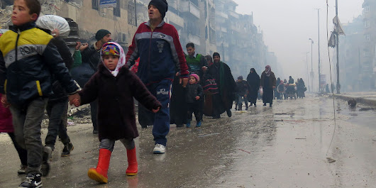 If You're Horrified By Events In Aleppo, Here Are 9 Charities That Can Help Syrian People