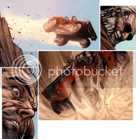 Wolverine: Velho Logan
