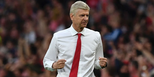 Wenger: Best shag ever* | Arseblog News - the Arsenal news site