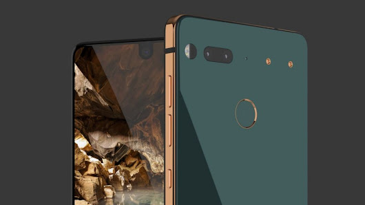 Android creator Andy Rubin launches Essential Phone - BBC News