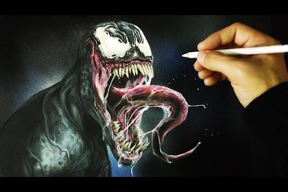 Venom Dibujos Realistas