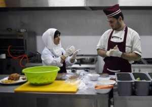 Gaza restaurant
