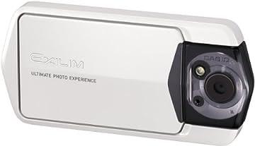 CASIO デジタルカメラ EXILIM EX-TR150 ホワイト EX-TR150WE