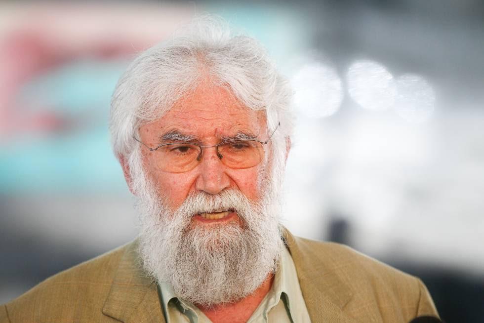 El teólogo y escritor Leonardo Boff en 2014