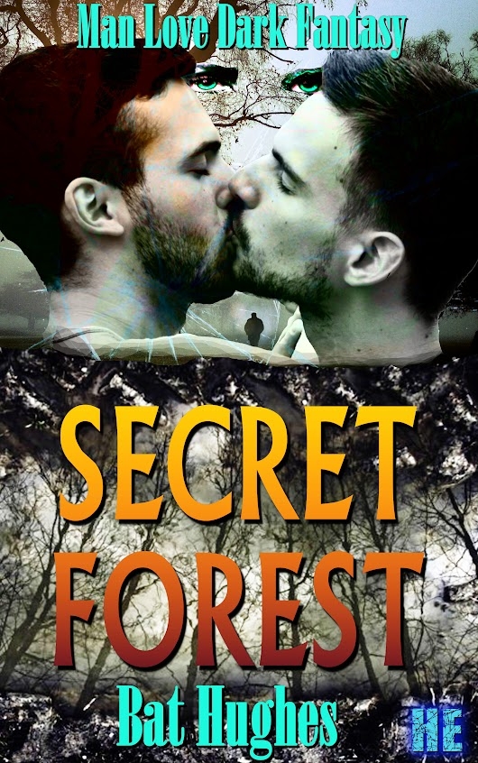 'Secret Forest' Gay Horror Hot New Release on Amazon