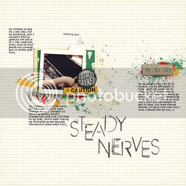 Steady Nerves
