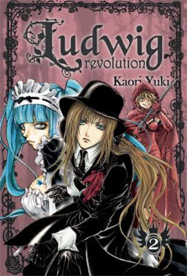 Couverture Ludwig Revolution, tome 2