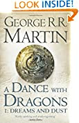 A Dance with Dragons by George R. R. Martin book cover