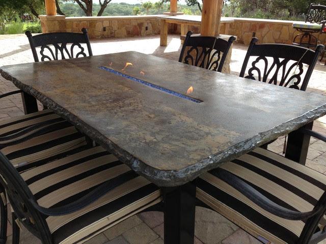 Concrete Jungle Patio Furniture & Fire Tables