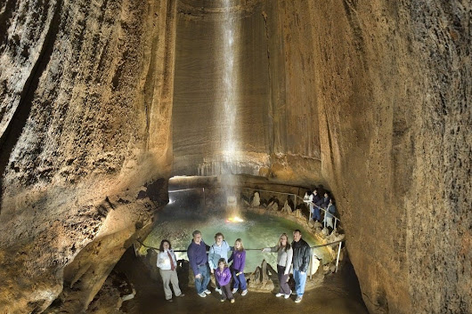 Vote - Ruby Falls - Best Cave Nominee:  2016 10Best Readers' Choice Travel Awards
