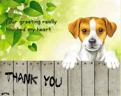 You Touched My Heart. Free Thank You eCards, Greeting