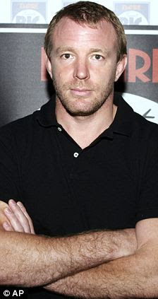 British director Guy Ritchie