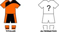 Uniforme Selección Yrybucuá de Fútbol