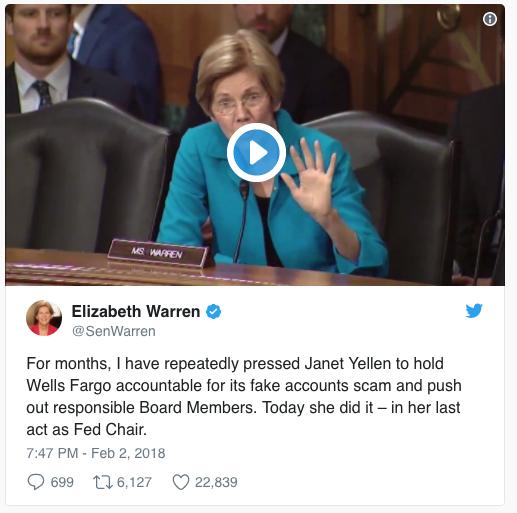 Elizabeth Warren Wells