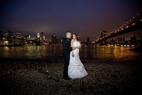 Brooklyn Bridge Park Wedding Photography   Brooklyn Bridge