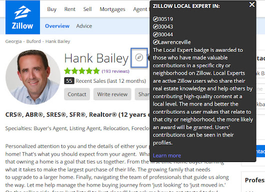 How to Find a Local Expert on Zillow Agent Finder