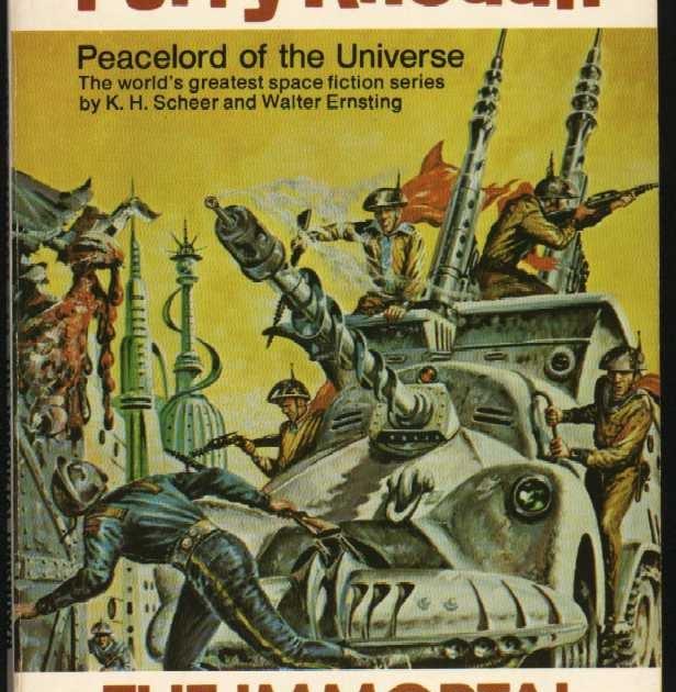 1961 Perry Rhodan: The Perry Rhodan Reading Project: Perry Rhodan #13, The