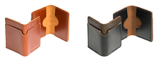 Handmade Bifold Leather Wallet Prime8