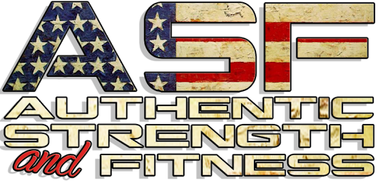 Authentic Strength and Fitness : Sign Up to Stay in Touch
