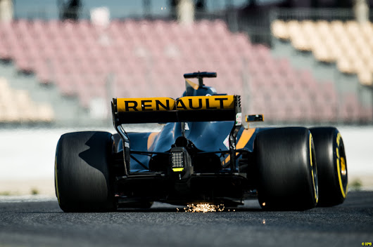 F1 2017 Testing – Barcelona Test 2 Day 4