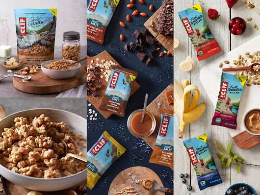 Clif Bar & Company Releases 3 New Products | Project NOSH