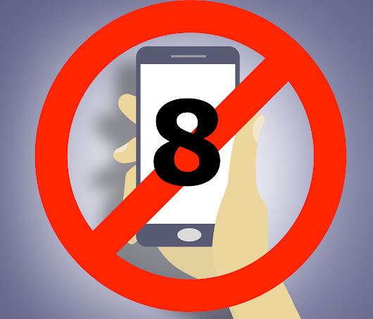 Banning Cellphones and Social Media in SchoolsHere's Another 8 Steps | The White Hatter