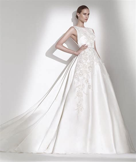 Elie by Elie Saab for Pronovias Bridal Collection 2015