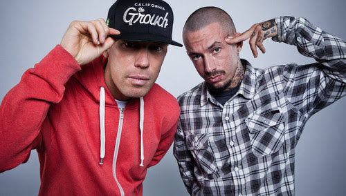 "[The Spotlight] New EP from The Grouch & Eligh: G&E's ""TNGHT"""