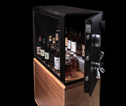 Safe for Whisky Collectors – Whisky Vault