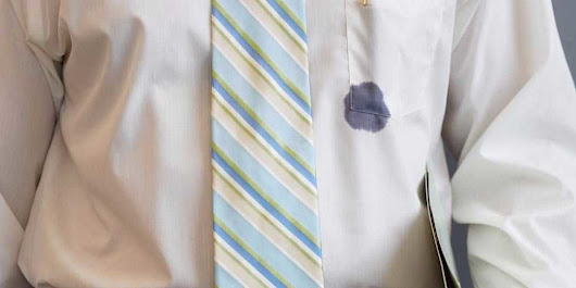 How To Get Ink Stains Out of Clothes - Tips for Removing Pen Ink From Shirts