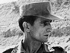 O ex-capitão e líder guerrilheiro Carlos Lamarca