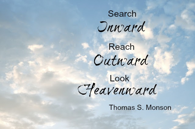 Thomas S Monson Quote Simple Sojourns