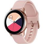 Samsung - Galaxy Watch Active Smartwatch 40mm Aluminium - Rose Gold