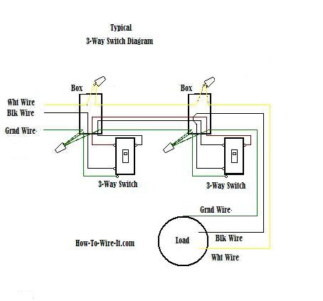 Cooper 3 Way Switch Wiring Diagram