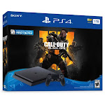 Sony PlayStation 4 Call of Duty: Black Ops 4 Edition - 1 TB - Jet Black - includes Call of Duty: Black Ops 4