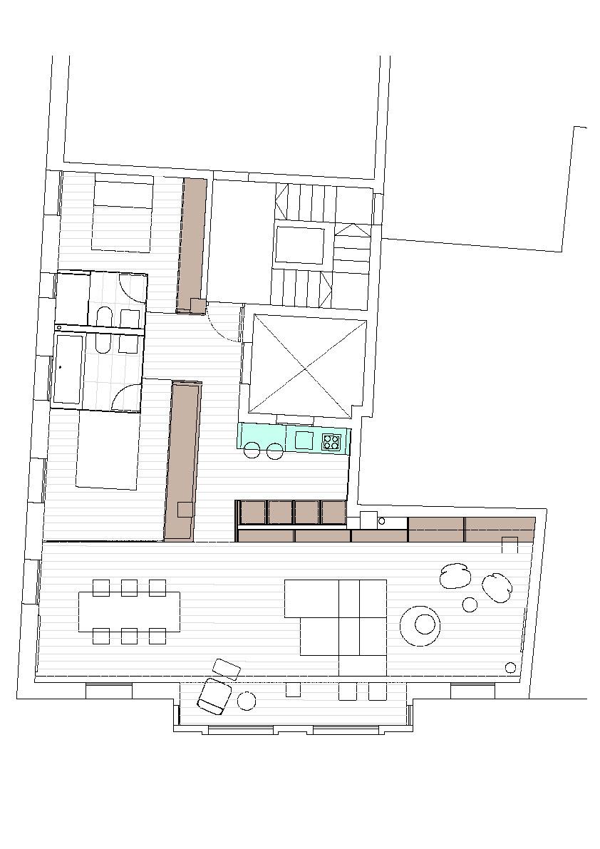 Loft JM  Margn Arquitectos  Tecno Haus