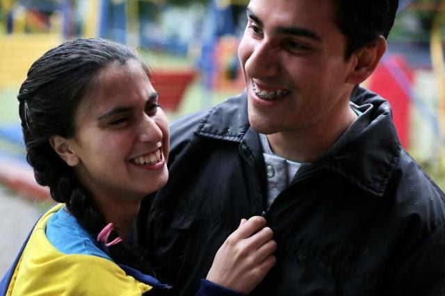 Pessoas com deficiência vencem preconceito para amar Tadeu Vilani/Agencia RBS