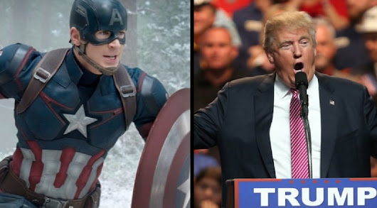 Captain America, Donald Trump And The Illusion Of Exceptionalism