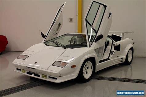 1988 Lamborghini Countach for Sale in Canada