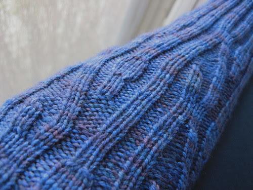 Smooshy Sock Preview