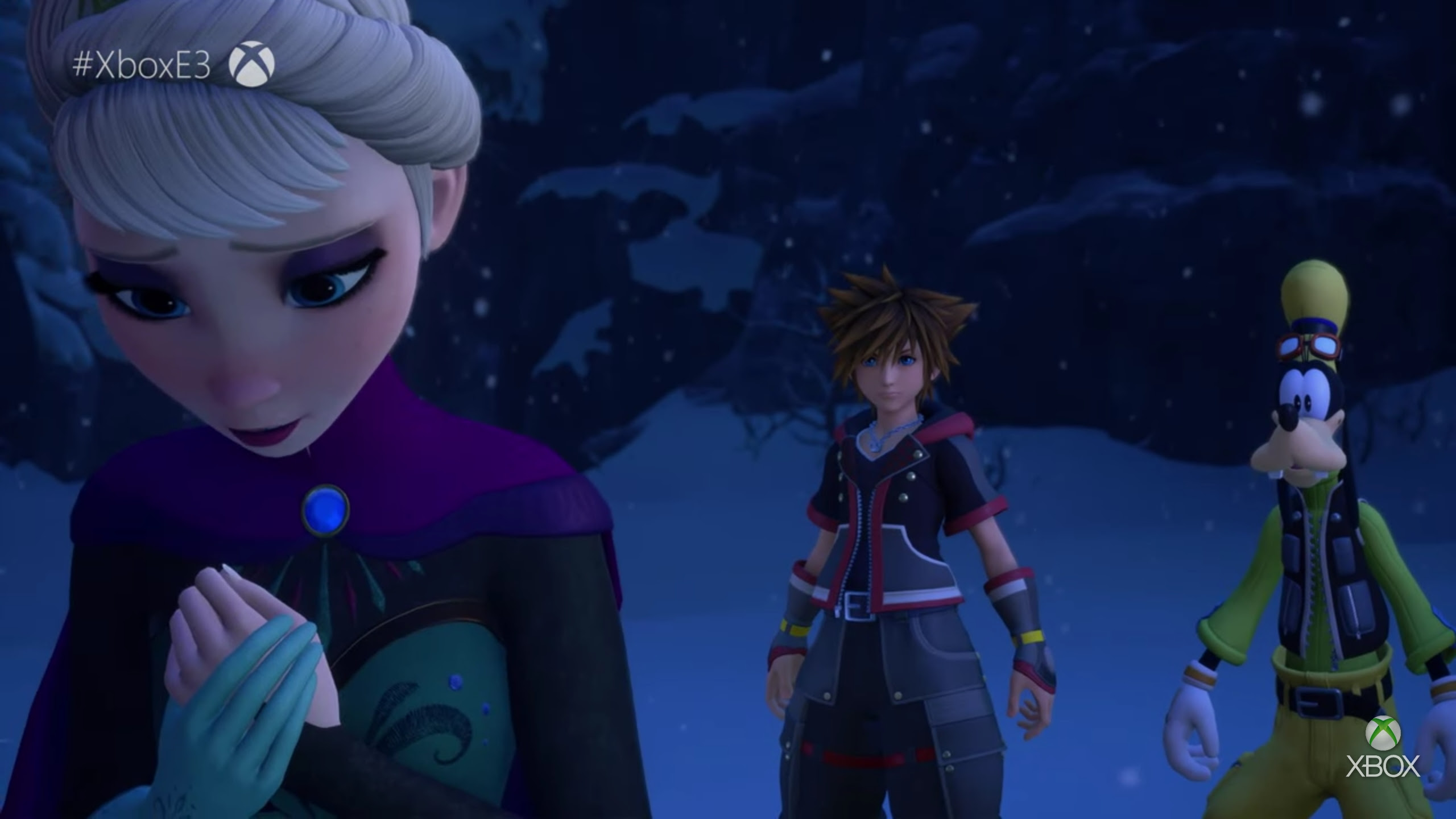Here's a new Kingdom Hearts III trailer with a focus on Frozen screenshot