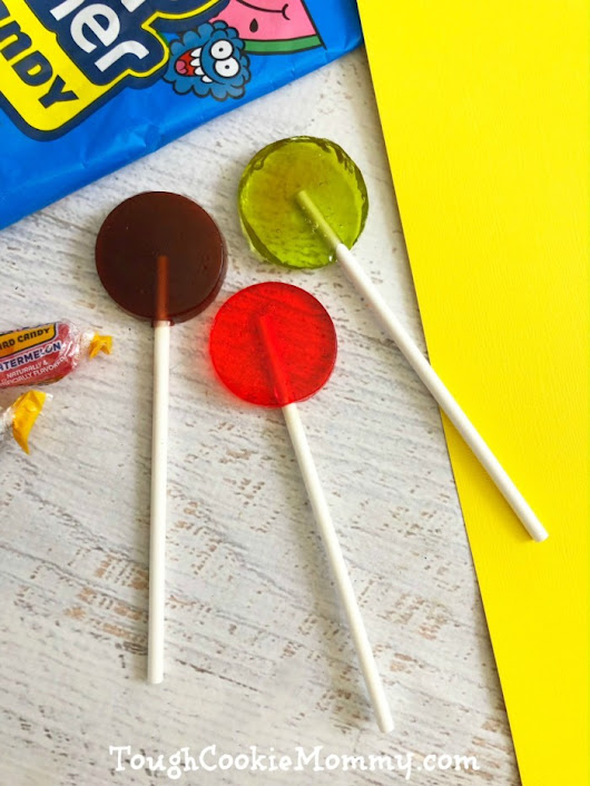 Jolly Rancher Lollipops - Tough Cookie Mommy